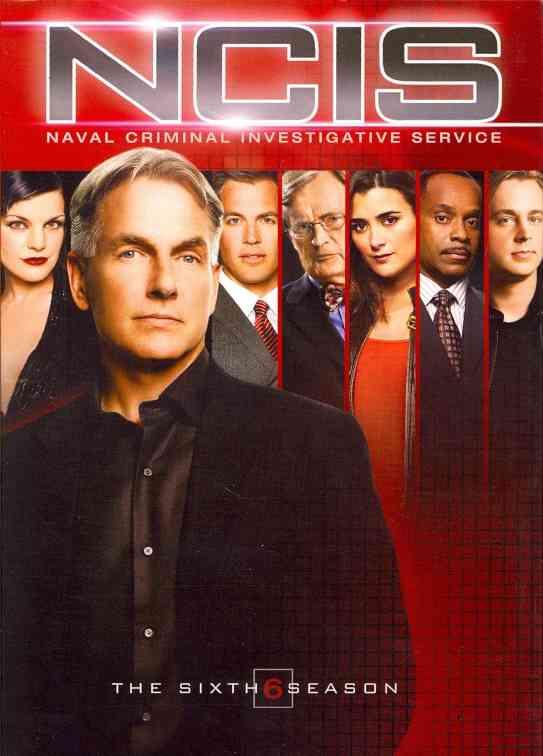 NCIS:SIXTH SEASON BY NCIS (DVD)