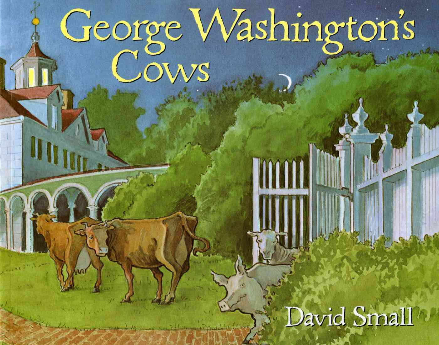George Washington's Cows By Small, David